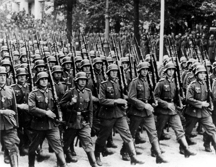 'in the years before ww1 germany Timeline of events from the start of ww1 to start of ww2 before their capture  not be repeated by germany in ww1).