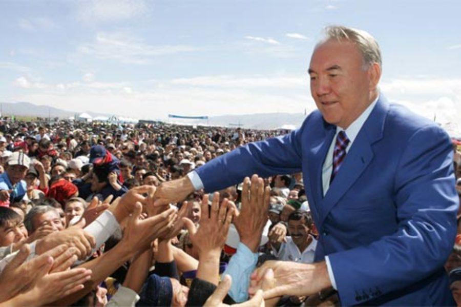 Ключ к региональной стабильности - в Казахстане
