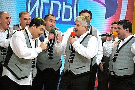 КВН. Высшая лига 1-ый полуфинал (06.11.2016) смотреть онлайн