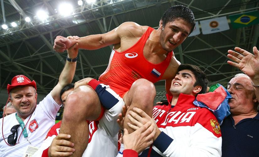 Невзирая надавление, сборная Российской Федерации блестяще выступила вРио— результаты