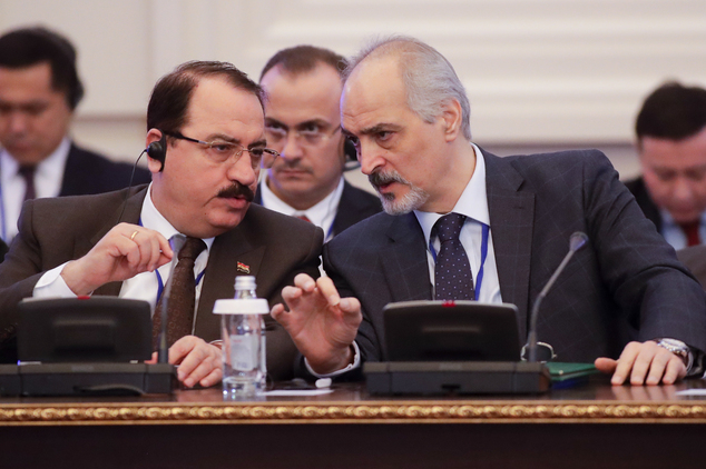 Syria Opposition Rejects Russian Draft Of New Constitution