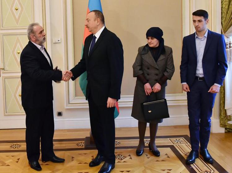 Провал попытки забрать у армян тело лезгинского шахида Баку обратил в достижение Ильхама Алиева