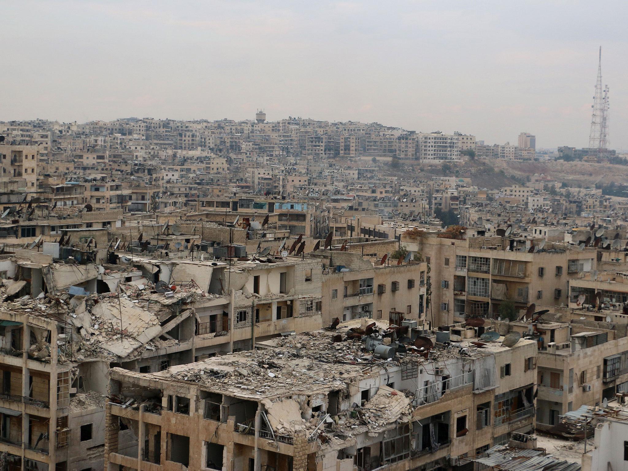 Режим Асада отказался отмирного плана ООН поАлеппо