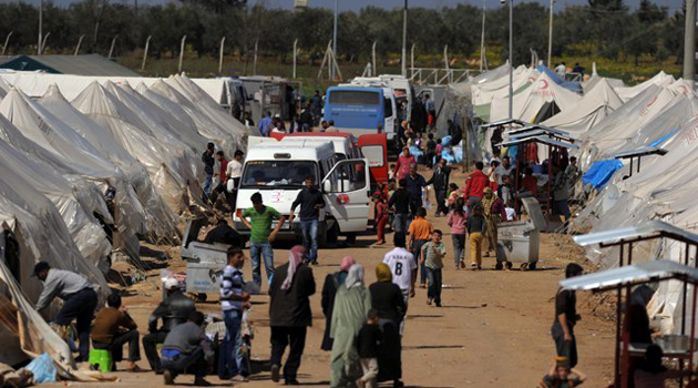the growth and flow of the syrian refugees on the eu As the unprecedented flow overwhelmed the  overwhelmed by refugee flows, scandinavia tempers its warm  workers from the european union and new refugees from .