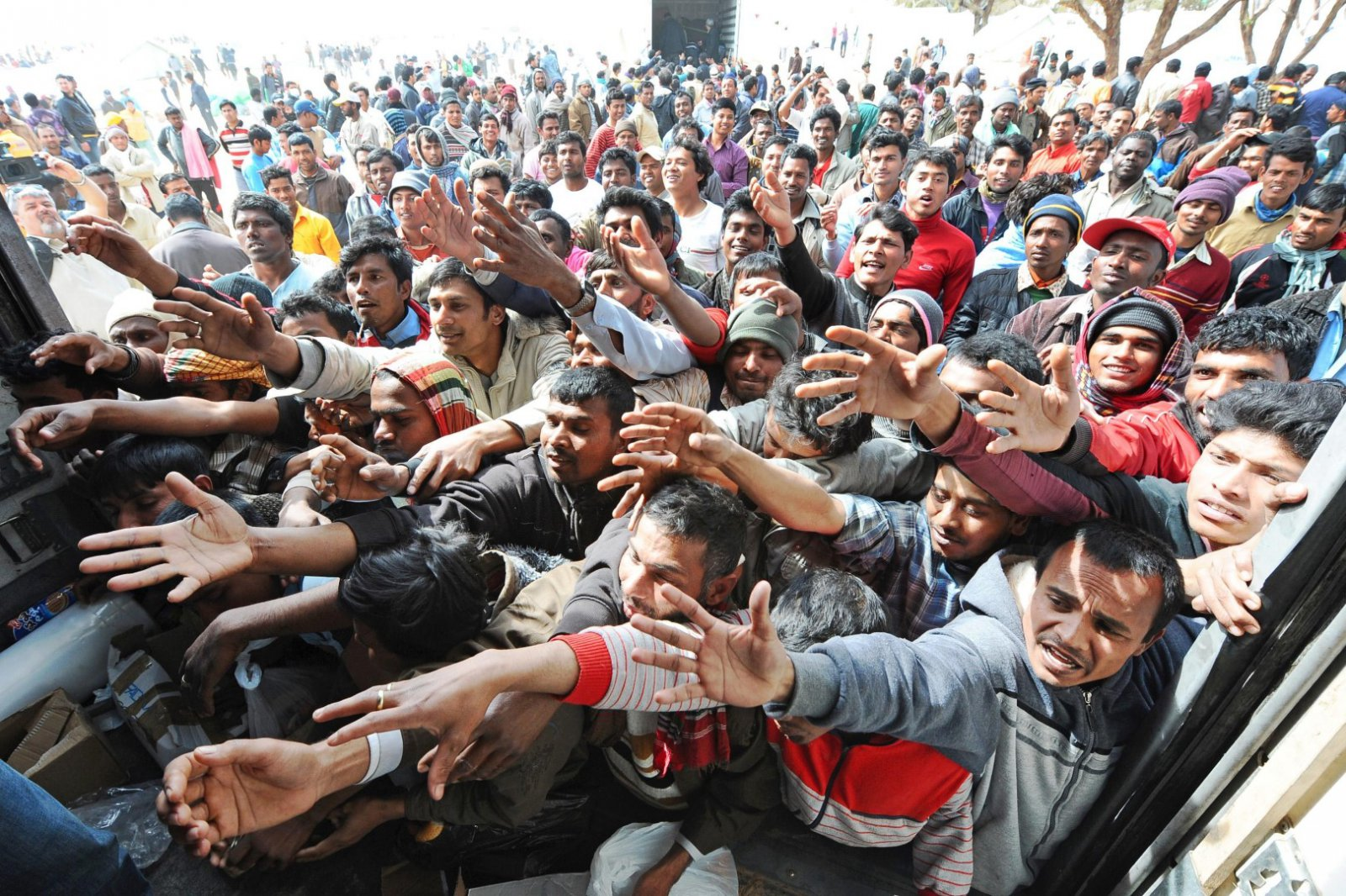 ЕСзаплатит сирийским беженцам вТурции по30евро вмесяц