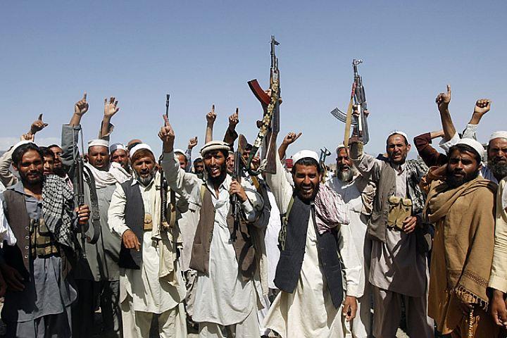 Обама признал бессилие американцев перед боевиками вАфганистане