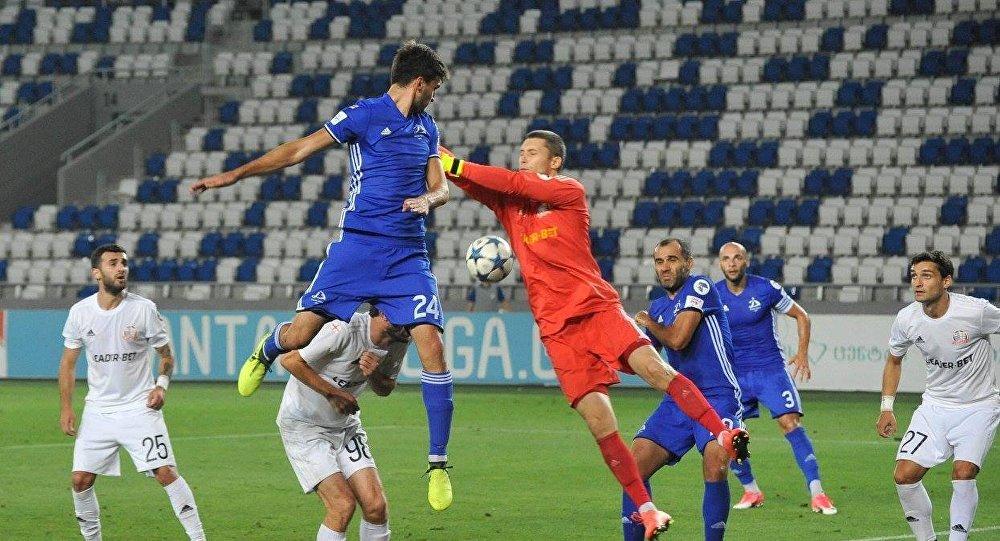 Gürcüstanda futbol matçları keçirilməyəcək -
