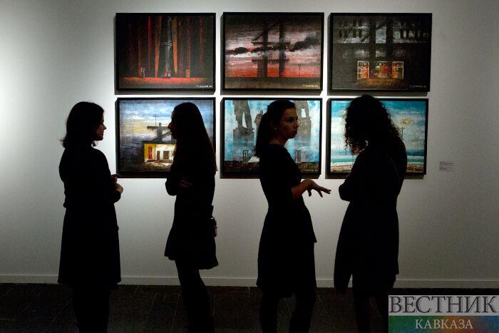 Выставка Амины Гасановой пройдет в Национальном музее в Махачкале