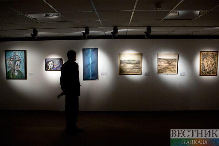 Выставка Ираклия Бугиани открылась в Тбилиси