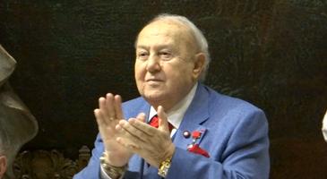 Дипломатический корпус поздравил Зураба Церетели с юбилеем
