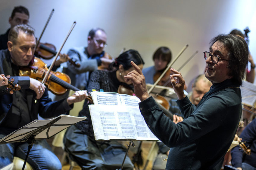 Стала известна программа XII Зимнего фестиваля Башмета в Сочи