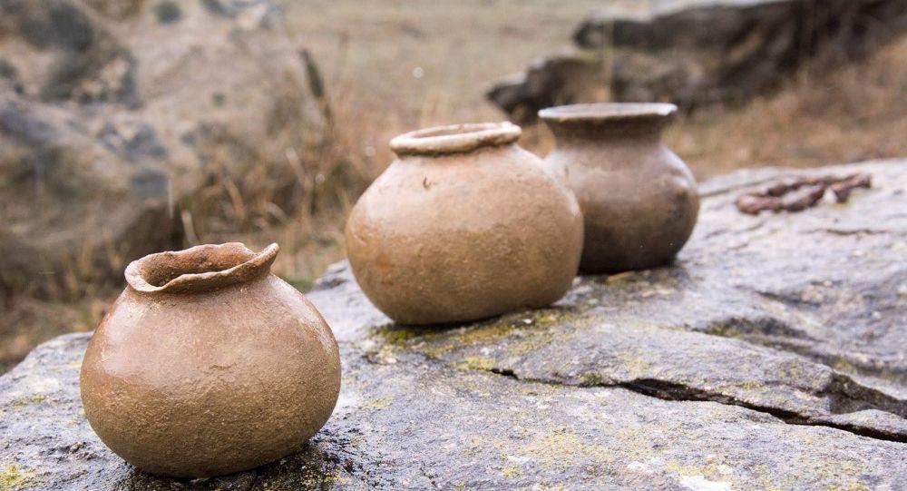 Артефакты эллинистической эпохи найдены в Тбилиси