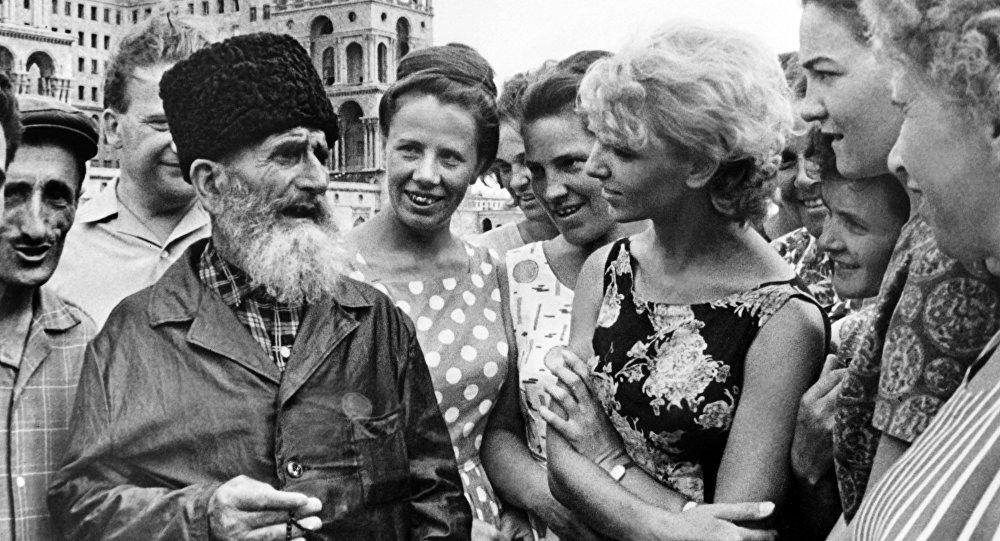 Азербайджан - страна долгожителей | Вестник Кавказа