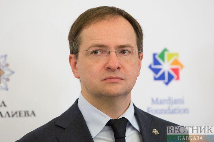 Мединский призвал режиссеров снимать кассовое кино