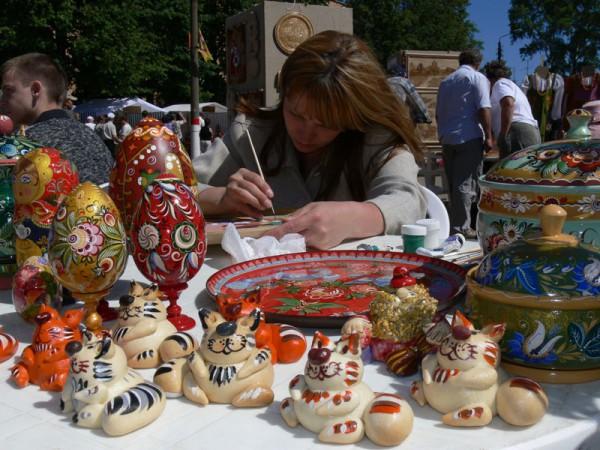 На майские праздники Кисловодск примет фестиваль народных промыслов России