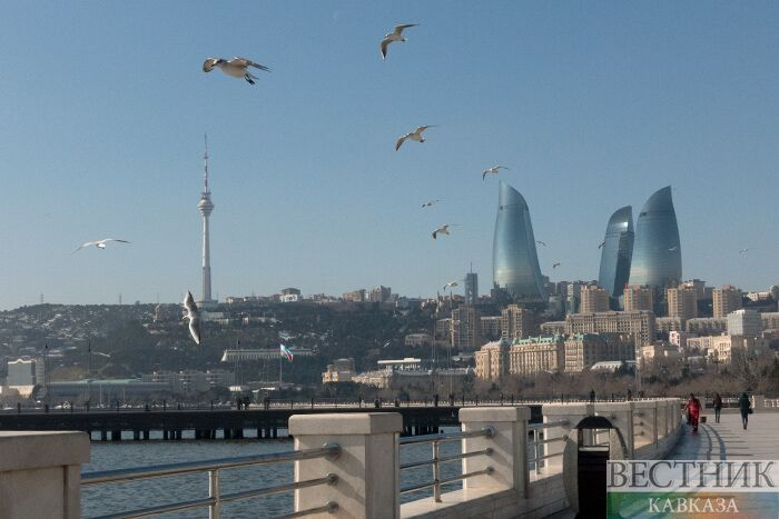 """В Баку покажут выставку """"Стокгольм - остров на столбах"""""""