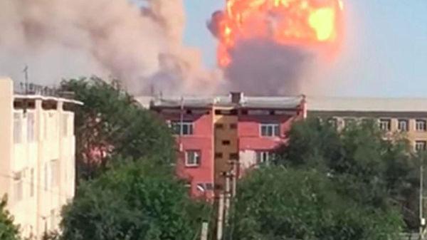 Взрывы в казахстанском Арысе будут греметь несколько дней