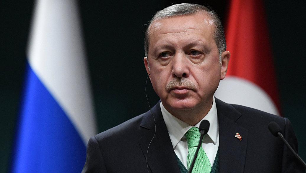 Эрдоган Россия готовит С-400 к отправке в Турцию