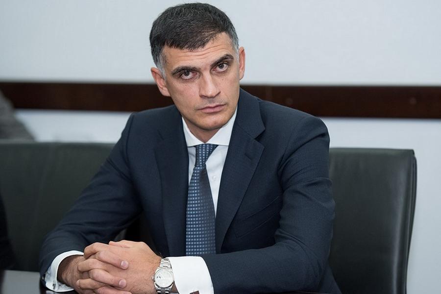 Министр спорта Северной Осетии Габулов ушел вотставку