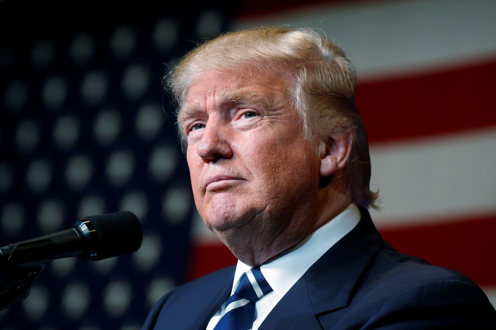 В США задержали подозреваемую в попытке отравить Трампа