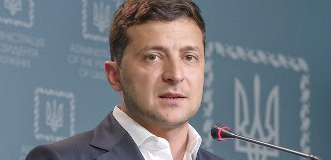Зеленский призвал изменить Минские соглашения