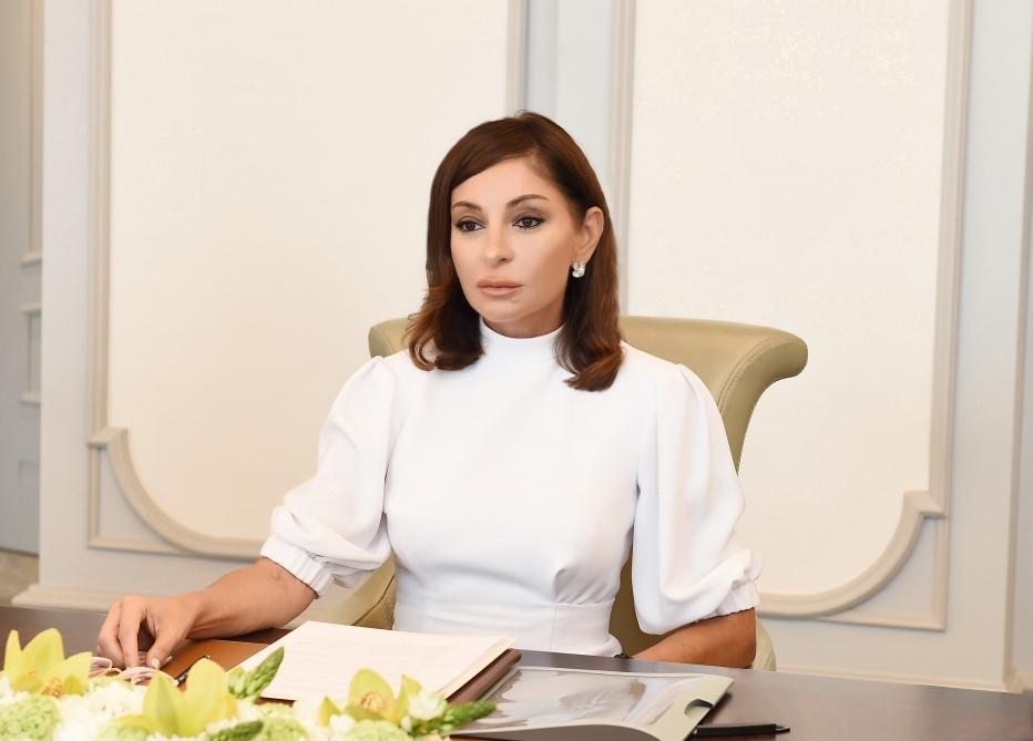 Мехрибан Алиева рассказала о Муслиме Магомаеве
