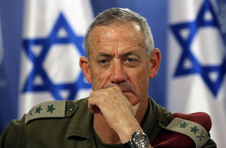 Бени Ганц отказался от предложения Нетаньяху по созданию коалиции   Вестник  Кавказа
