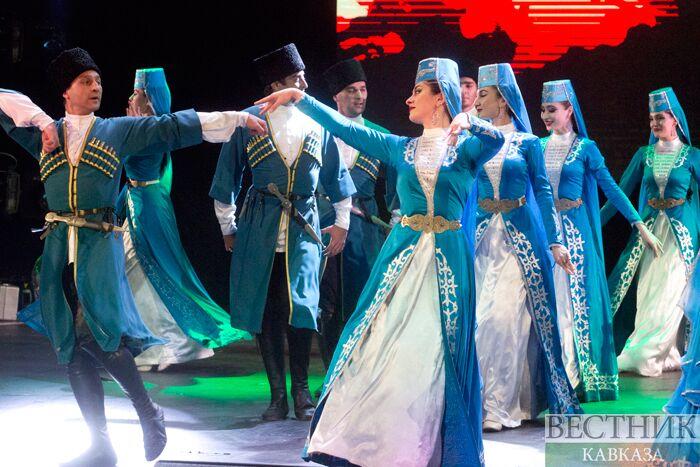 Ессентуки примут чемпионат Кавказа по национальным танцам