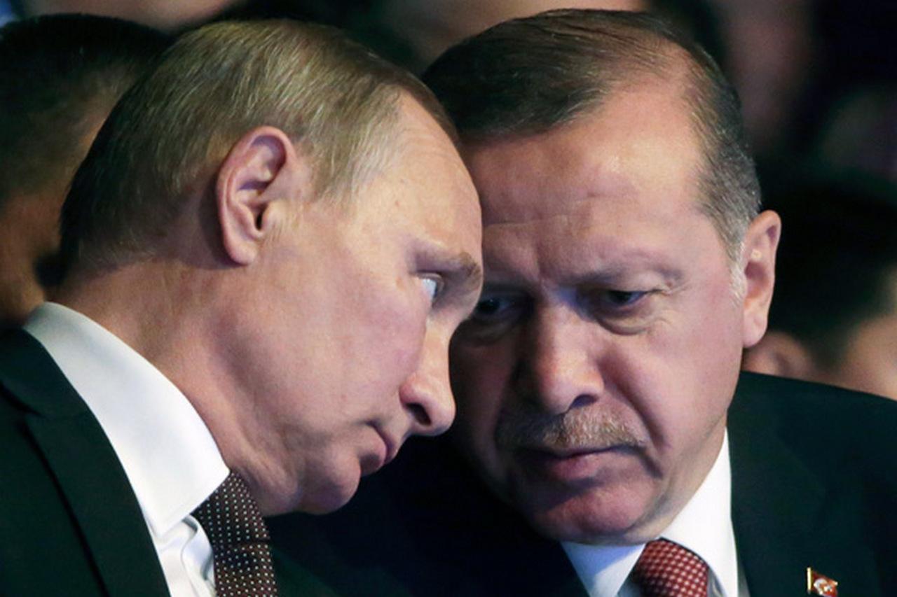 Путин одной фразой дал Эрдогану понять, чей Крым и что лучше туда не лезть
