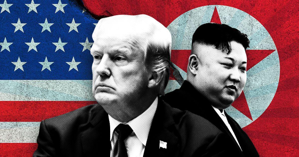 Вашингтон и Пхеньян обмениваются враждебными выпадами