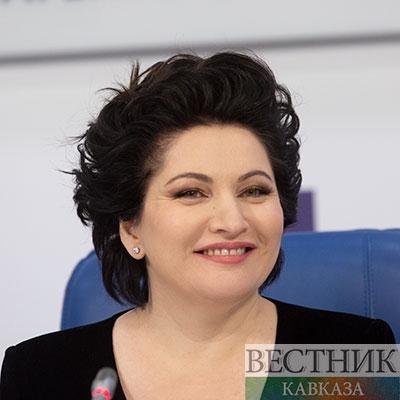 """Хибла Герзмава: """"Кавказ любит людей"""""""
