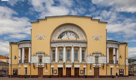 """Бывший директор """"Театра Луны"""" возглавил Волковский театр"""