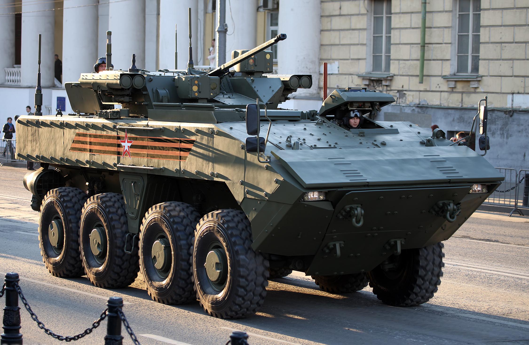 Вся российская бронетехника фото вправду