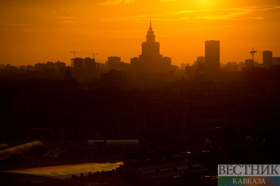 Срочно позагорать на балконе предложили синоптики жителям Москвы