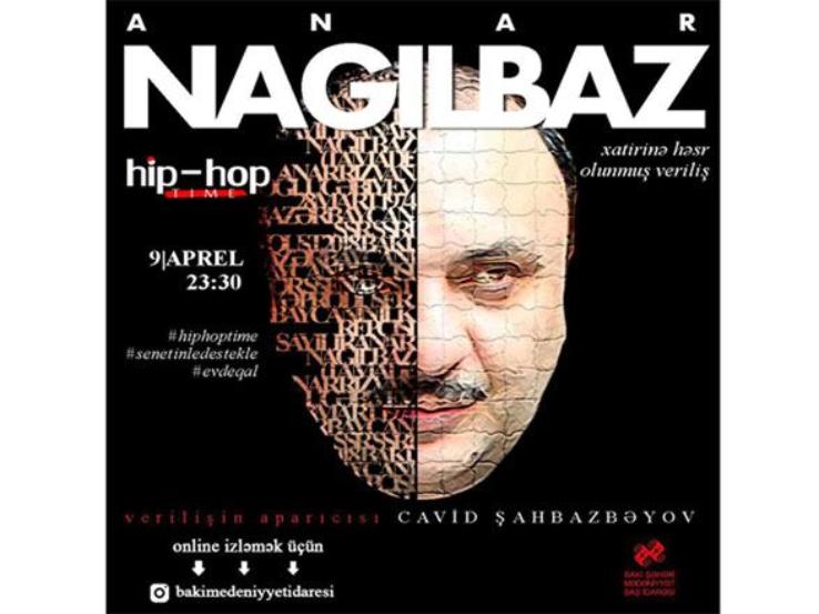 О первом азербайджанском рэпере расскажут сегодня в передаче Hip-Hop Time