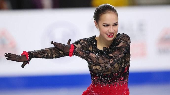 Загитова присоединится к сборной России во вторник - источник