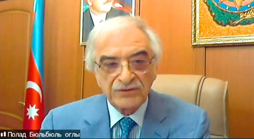 Полад Бюльбюль оглы:Азербайджан всегда бережно относился к связям с Россией