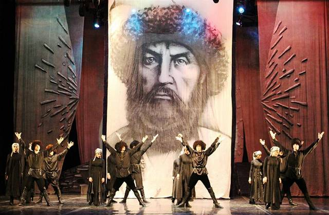 "Балет ""Имам Шамиль"" покажут онлайн в Дагестане"