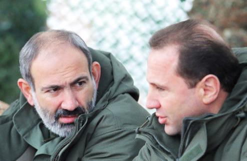 Давид Тоноян: заявка на лидерство? | Вестник Кавказа