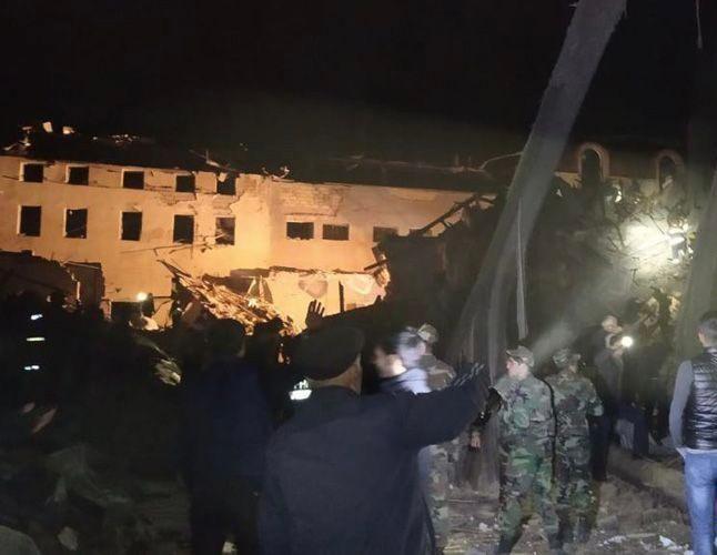 ВМинобороны Азербайджана отвергли объявление  Армении осбитом Су-25