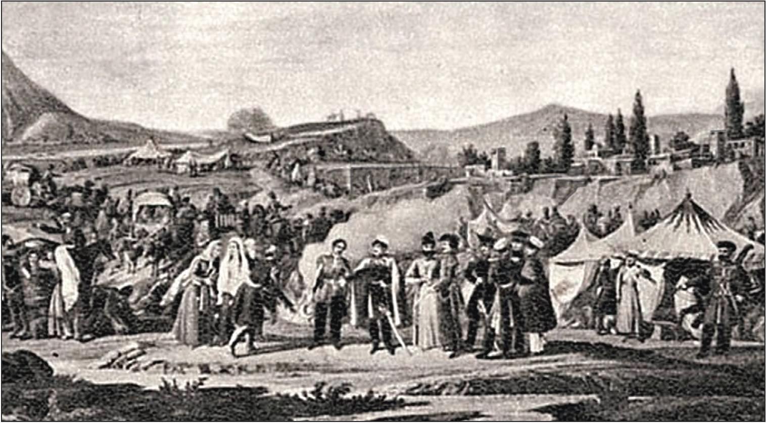 Кому исторически принадлежит Нагорный Карабах, или Как демография превратилась в инструмент политики | Вестник Кавказа