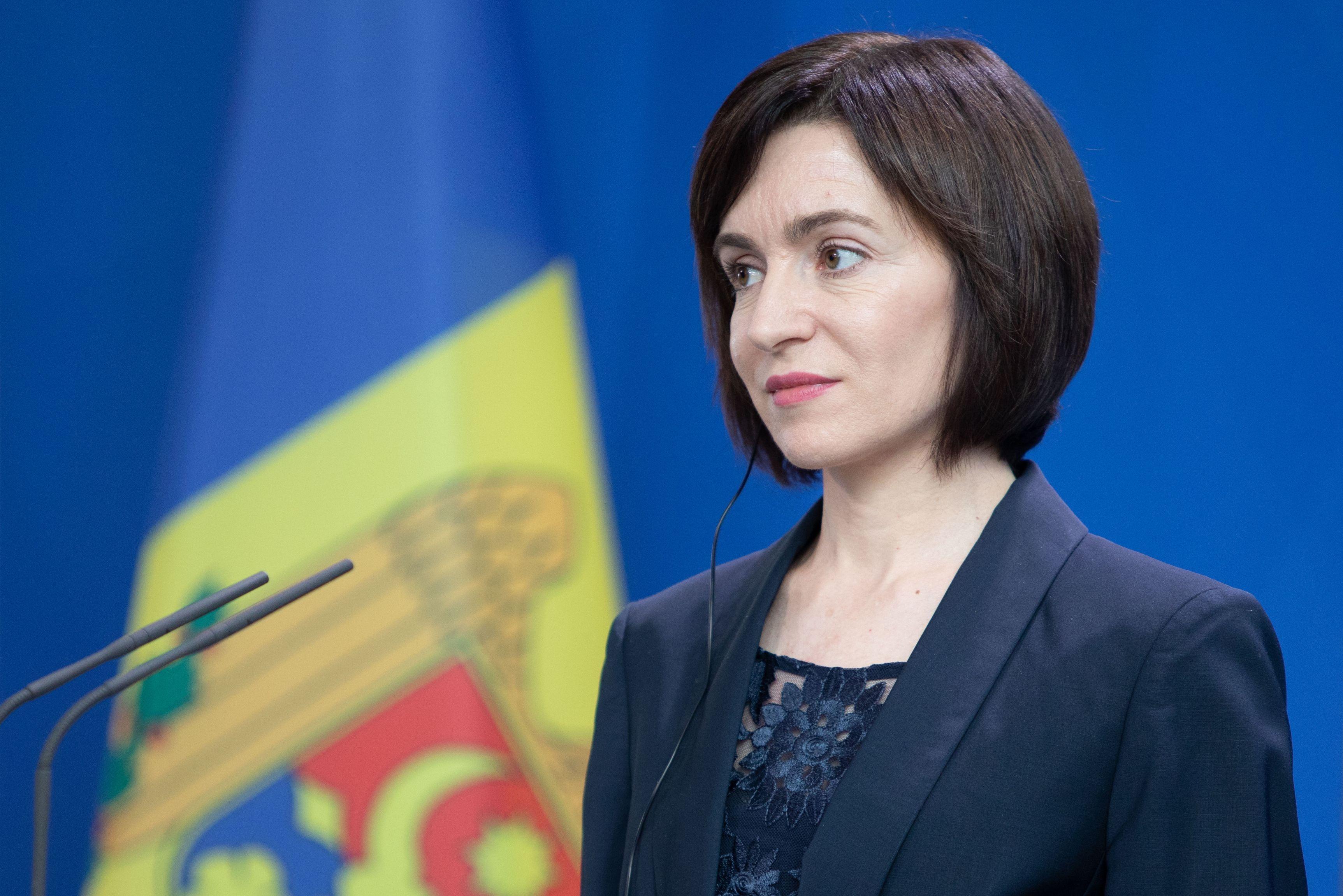 Майя Санду выдвинула кандидатом в премьеры Гросу