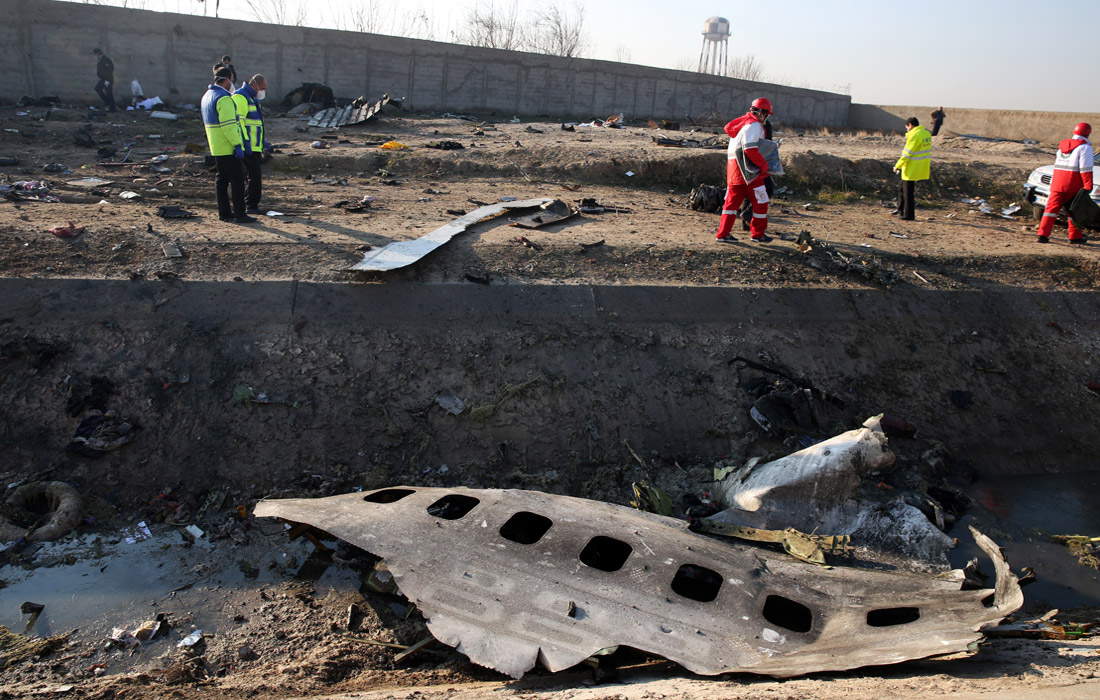 Иран назвал сумму компенсаций семьям жертв— Сбитый рейс МАУ