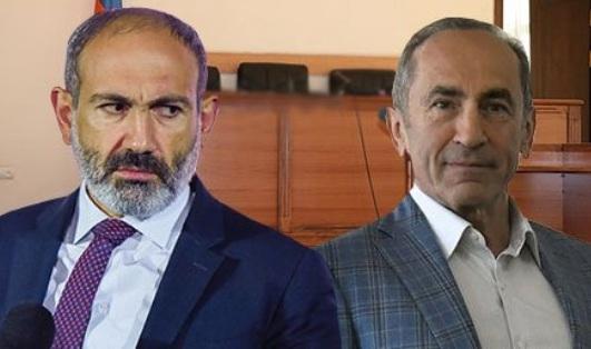Пашинян и Кочарян конкурируют за внимание Москвы   Вестник Кавказа