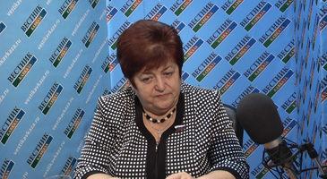 """Людмила Козлова: """"Комплексное лечении анемии приведёт к успеху"""" . (Видео)"""