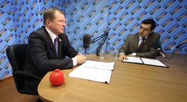 На Северном Кавказе широкие возможности для отдыха - сенатор . (Видео)