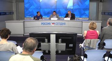 Без стабильности не может быть нормальное развитие - сенатор Калашников . (Видео)