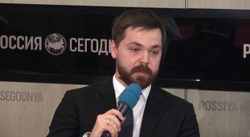 """Николай Банин: """"Для молодёжи выбор языка становится цивилизационным"""" . (Видео)"""