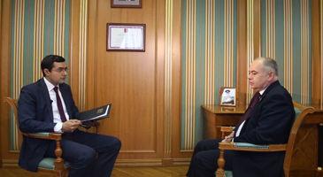 И. Умаханов: Сотрудничество России и Ирана перешло на качественно новую динамику . (Видео)