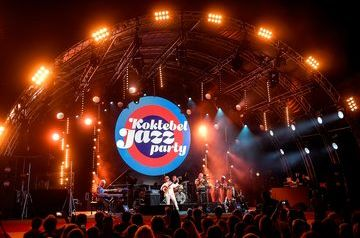 Koktebel Jazz Party открылся в Крыму